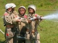 Дружины юных пожарников