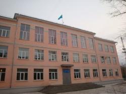 Средняя школа №7 города Усть-Каменогорска