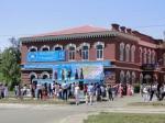 В Усть-Каменогорске открылся фестиваль украинского народного творчества