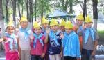 Новый детский лагерь