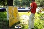 Чиновников Семея призовут к решению социальных проблем посредством граффити