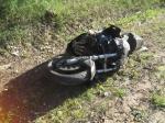 В Восточном Казахстане пьяный полицейский сбил водителя мини-мокика