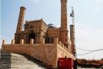Уникальную центральную мечеть в Усть-Каменогорске строят 24 часа в сутки
