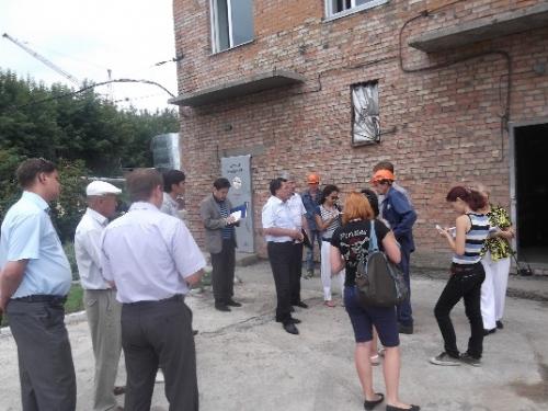 (+Фото) 5000 жителям окраины Усть-Каменогорска дадут горячую воду