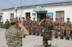 Объявлен призыв офицеров запаса Казахстана на воинскую службу