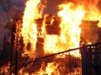 В ВКО в пожаре погибли трое детей