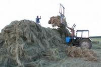 Пожарная безопасность при заготовке сена