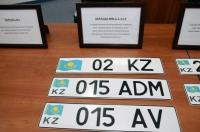 Госномера нового образца в Казахстане будут присваиваться по завершении выдачи старых