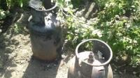 Газовый баллон взорвался в частном доме в Семее, один человек пострадал