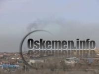 В Усть-Каменогорске газоанализаторы зафиксировали ядовитый воздух