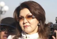 Дарига Назарбаева в Усть-Каменогорске