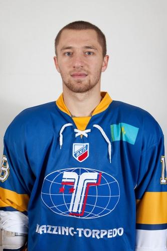 Евгений Рымарев: «приятно играть за родную команду»
