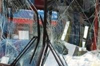 Автобус опрокинулся в ВКО, четверо пассажиров пострадали