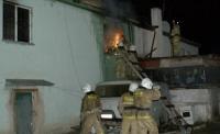 В Усть-Каменогорске при пожаре погибла пожилая женщина