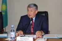 В ВКО ожидают с рабочей поездкой заместителя Премьер-Министра РК Крымбека Кушербаева