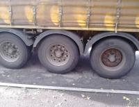 В Семее пешеход попал под колеса Камаза