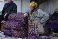 В Усть-Каменогорске взбунтовались продавцы оптового рынка