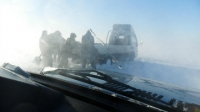 Дорога в ВКО закрыта из-за непогоды