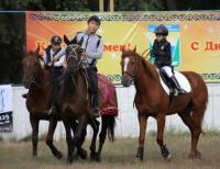 В Усть-Каменогорске прошла выставка породистых лошадей