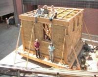 Казахстанцам предложили строить соломенные дома