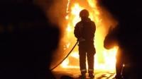 Пожар произошел в шахте в ВКО, пострадавших нет