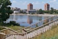 Современный облик Усть-Каменогорска