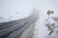 Из-за мороза закрыты дороги в трех областях Казахстана