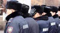 Полиция Казахстана переходит на усиленный вариант службы с 15 декабря