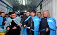 В ВКО ввели в эксплуатацию первую в Казахстане роботизированную молочно-товарную ферму