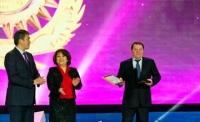 «АЗИЯ АВТО» признан производителем №1 в Казахстане в номинации «Лучшие товары для населения» премии «Алтын сапа»