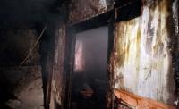 В Усть-Каменогорске из-за взрыва баллона едва не погиб мужчина