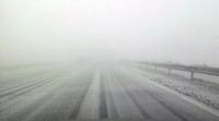 В Восточном Казахстане в связи с ухудшением погодных условий закрыт ряд автодорог