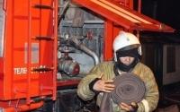 В Семее в результате пожара в многоэтажке эвакуировано 65 человек