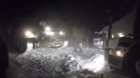 В Восточно-Казахстанской области из снежного заноса вызволены 26 человек