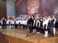В Усть-Каменогорске создали сводный детский хор