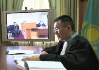 (+Видео) Впервые в стране прошло интерактивное судебное разбирательство
