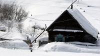 В Семее из-за обильного снегопада в тотальной изоляции оказался частный сектор