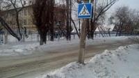 Перекрестки и пешеходные переходы под особым вниманием служб дорожной полиции ВКО