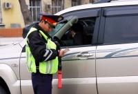 Дорожная полиция Казахстана переходит на усиленный вариант несения службы