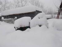В Усть-Каменогорске 4 день действует ситуация ЧС природного характера