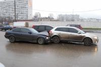 Казахстанцы чаще всего попадают в ДТП по четвергам