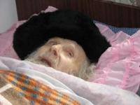 Старость под кучей одеял. Венок от акимата