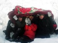 Впервые на территории Восточно-Казахстанской области прошли сборы юных спасателей