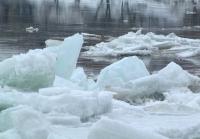 На Лайлинском водохранилище ВКО укрепляют берега