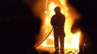 Около 450 человек эвакуированы из-за пожара с рудника в ВКО