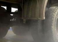 В ВКО в связи с ремонтом водопропускной трубы введено ограничение движения для общественного и грузового автотранспорта