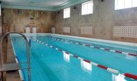 Закладка капсулы первого  крытого плавательного бассейна в Усть-Каменогорске