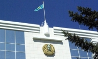 В Усть-Каменогорске жители подтопленных домов пикетировали местный акимат