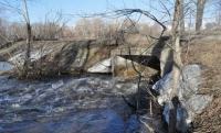 Уровень воды на крупных реках ВКО не превышает критической отметки