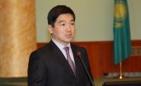 Первый заместитель председателя НДП «Нур Отан» Бауыржан Байбек посетил Восточно – Казахстанскую область